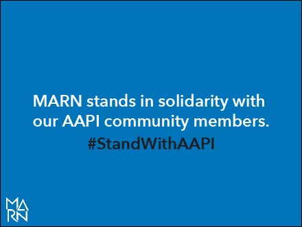AAPI Solidarity at MARN